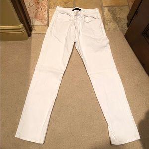 "Joe's Jeans ""The Classic"" Men's Jeans - White - 32"